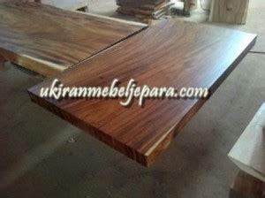Meja Kayu Meh gambar model desain meja kayu solid trembesi meh besar ukiran mebel jepara