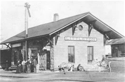littleton co denver grande railroad depot