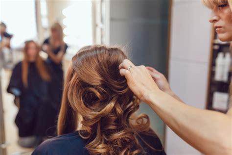 Wedding Hair And Makeup On A Budget by How To Cut On Your Hair Budget Weddingbee