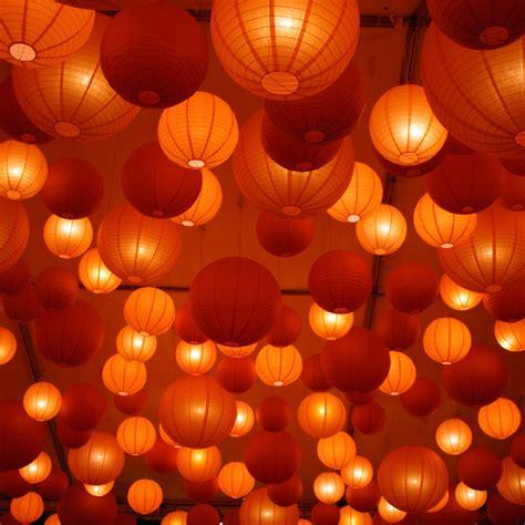 photo via hanging lanterns and wedding
