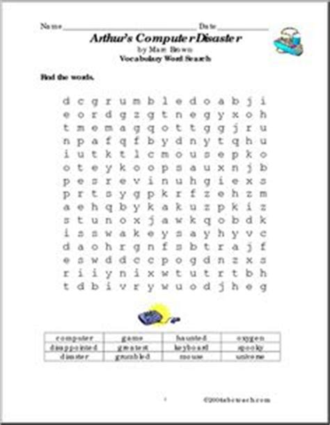 Middle School Technology Worksheets by Computer Worksheets Printables Lesson Plans Printable