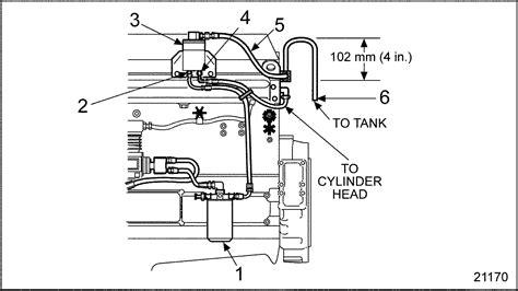 detroit 60 series fuel system diagram pro chek detroit diesel troubleshooting diagrams