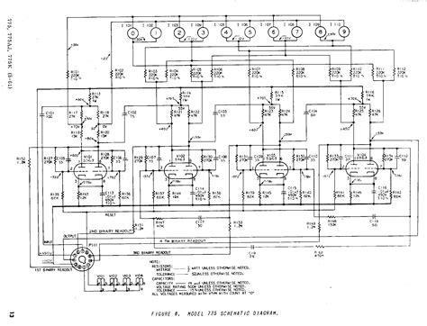 resistance decade box schematic decade resistance box circuit diagram 28 images resistance box drawing decade resistor