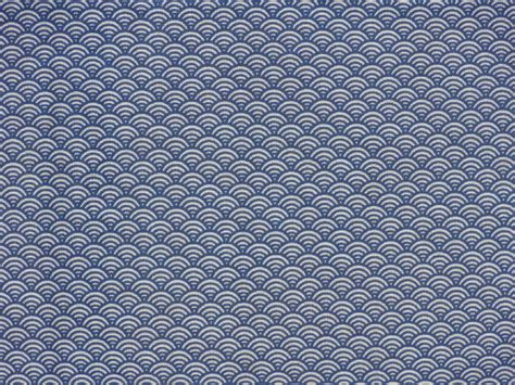 japanese pattern tablecloth japanese wave fabric tenugui blue waves fabric