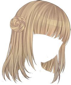 anime hairstyles irl i know this is cartoon hair but the style would work irl