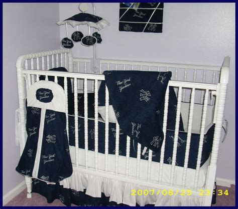Yankee Crib Bedding 17 Best Ideas About Yankees Nursery On Pinterest Baseball Wall Baseball Wall Decor And