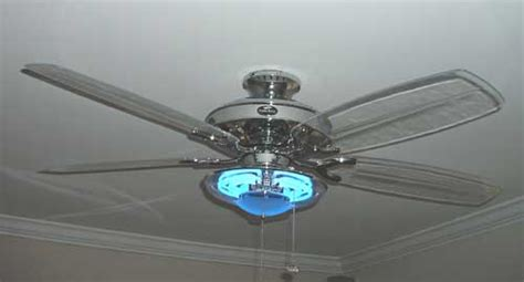 ceiling fan neon light
