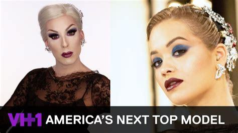 Americas Next Top Models Make Modeling Look Paintful by America S Next Top Model Makeup Tips Mugeek Vidalondon