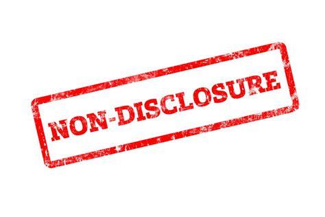 non disclosure agreements non disclosure agreement template indiafilings