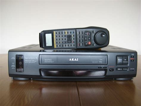 Akai Vs G757 Vhs Video Recorder For Sale in Oranmore