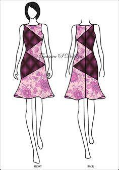 Serut Asimetris Blouse ikat weaving dress by ivonne batik ikat