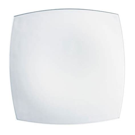 arc international luminarc quadratto white buffet plate