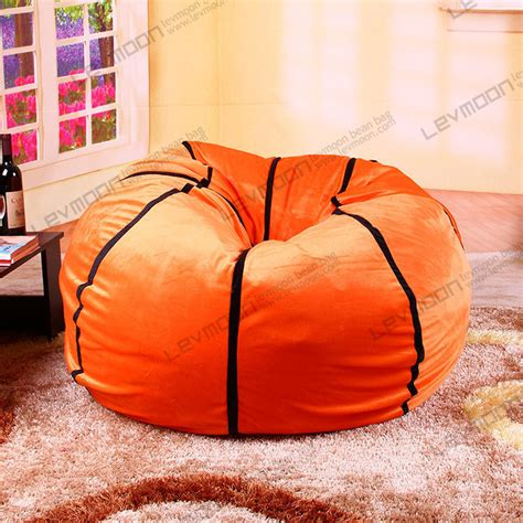 How To Fill Bean Bag Chair by Free Shipping Bean Bag Ottoman Without Filling Football