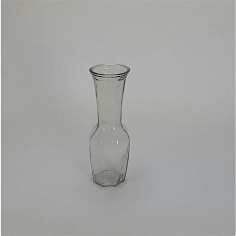Clear Gel For Vases by Bud Vase Clear Machine Made Vases