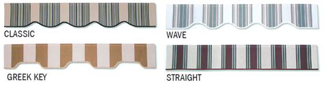 awning styles canvas awning valances styles pictures to pin on pinterest