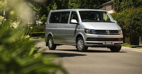 2017 Volkswagen Van And People Mover Updates Announced