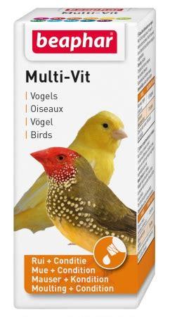 Bogena Multivit beaphar bird vitamin