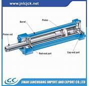 Concrete Pump Truck Hydraulic Cylinder  Buy