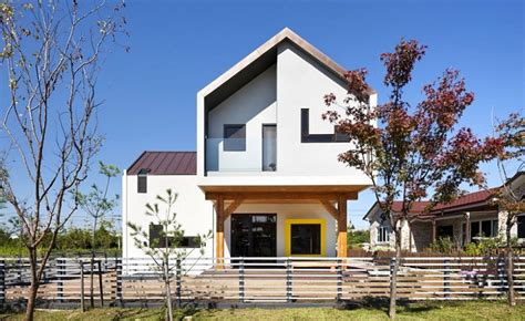 korean home design sles t shaped house plans following the sun houz buzz