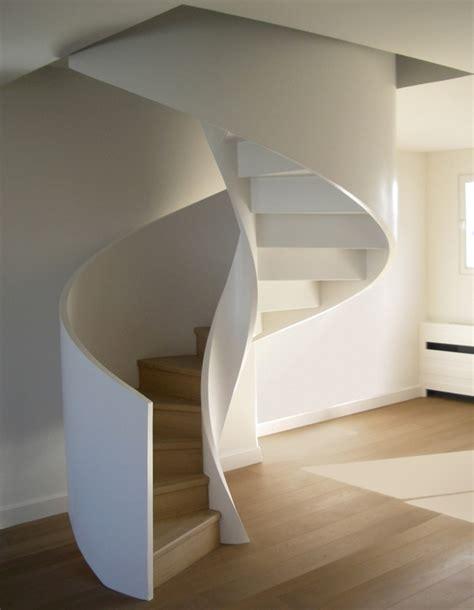 scale rivestite in legno per interni scale a chiocciola in legno