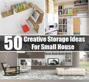 Storage Ideas Small House 50 Beautiful And Creative Storage Ideas For Small House