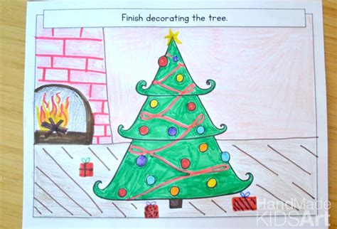 christmas decorations for kids to draw creative drawing ideas for steam lab