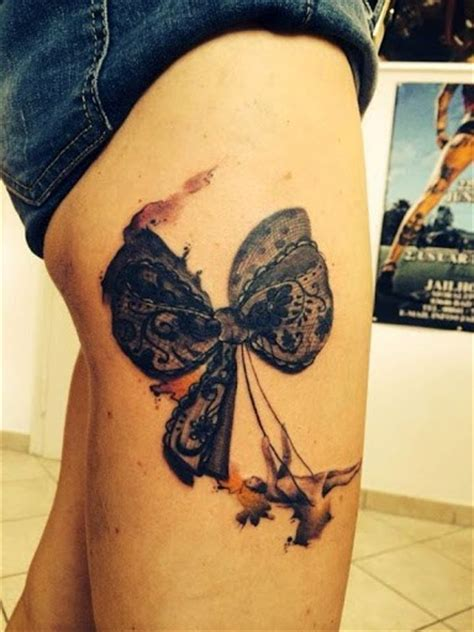 girl bow tattoo designs 30 most beautiful tattoos for designlint