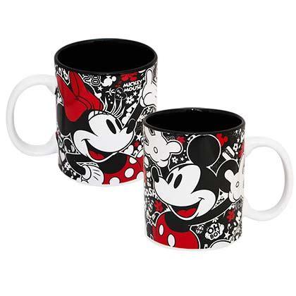 Mug Keramik Tema Mickey Mouse mickey and minnie mouse coffee mug for only a 17 46 at merchandisingplaza au