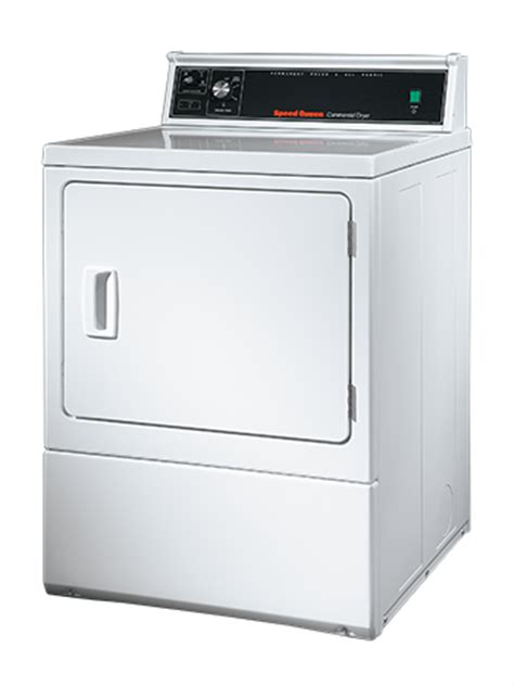 sde807wf – speed queen commercial dryer – advance