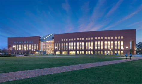 Norfolk State Mba by Moseley Architects Nsu Library