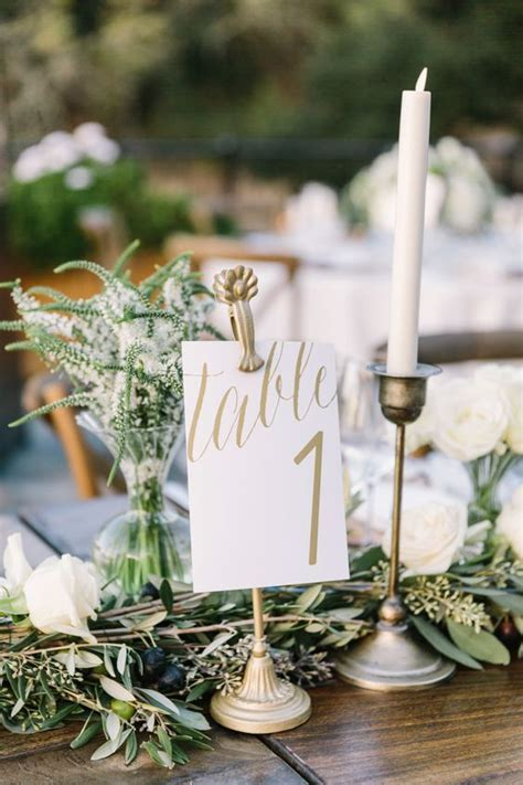 27 Trendy Botanical Wedding Table Décor Ideas   Weddingomania