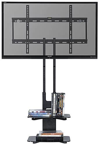 vesa mount for glass tv wall brackets with glass shelves vesa compliant