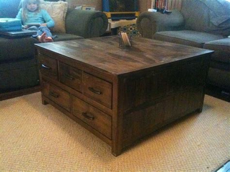 25 best ideas about large square coffee table on