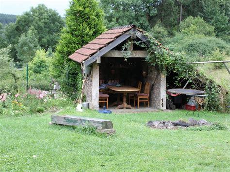 Gartenhaus Mit Feuerstelle by Ferienwohnung Lindenhof Bergenhausen Quot Bauernkate