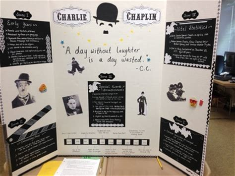 biography and autobiography display project wax museum cves 4th grade