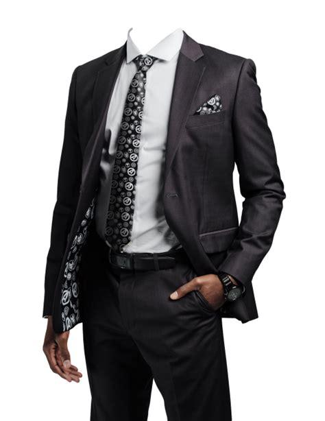 file suit black suit png transparent image pngpix