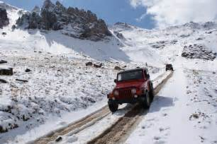 Colorado Jeep Trails Ouray Colorado Jeep Capital