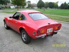 Opel Gt Price Great 1970 Opel Gt For Sale Photos Technical