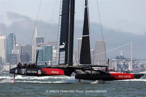 oracle hydrofoil boat stoffel on design april 2013