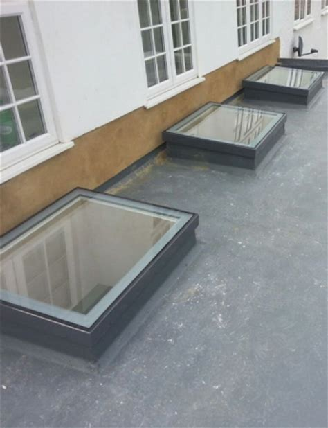 flat roof skylight the flat roof skylight specialist rooflights glazing