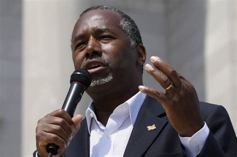 bed carson ben carson caign reaping cash as he rises in gop polls