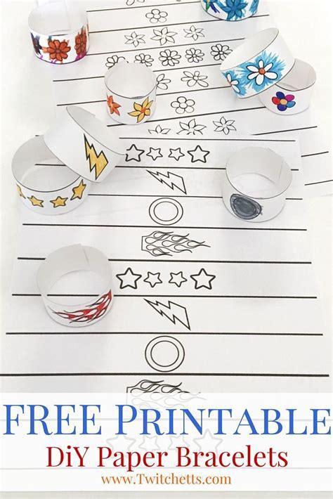25 Best Ideas About Paper - 25 best ideas about paper bracelet on modular