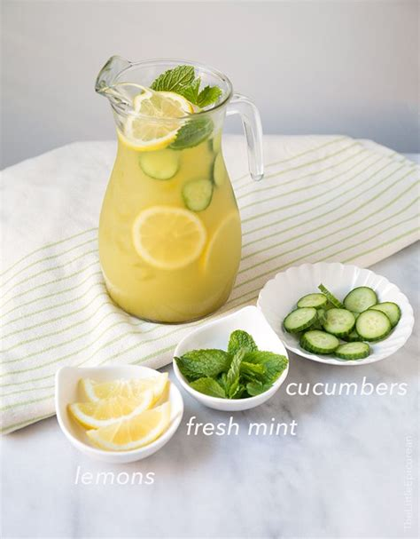 Cucumber Mint Lemonade Detox by 51 Best Recipes To Try Images On Cooking Food