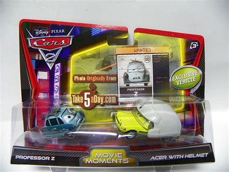 Ecer Propolis Moment New Pack mattel disney pixar cars 2 diecasts new moments k