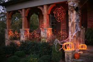 spooktacular halloween decorations for the entrance of