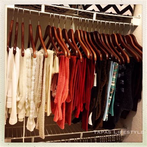 how to organize your bedroom closet organized sweaters jennifer ford berry organize now