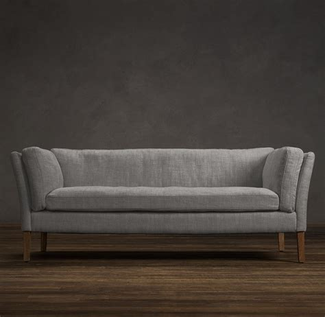 restoration hardware sofa restoration hardware sorensen sofa furniture for every