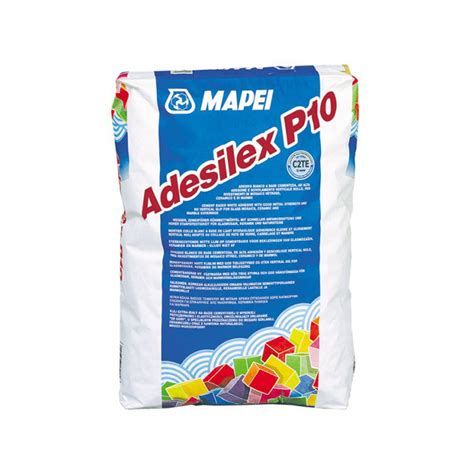 Marble Shower Cleaning Products by Mapei Adesilex P10 Tile Adhesive Tiling Supplies Direct