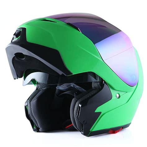 Visor Vixion Advance Model Z250 new 1storm dot motorcycle bike modular flip up helmet sun visor green ebay