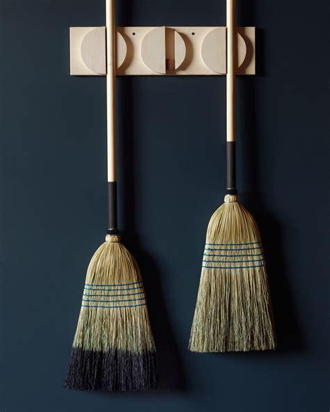 barn brooms  workhorses  store neatly